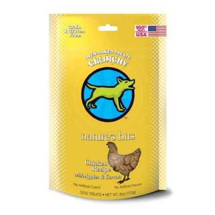 Nature's Bits Crunchy Dog Treats in Chicken - Closeouts