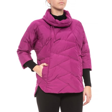 NAU Allee Down Jacket - 650 Fill Power, Cowl Neck (For Women) in