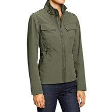 NAU Atelier Jacket (For Women) in Beetle - Closeouts