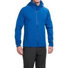 NAU Cranky Jacket - Waterproof (For Men) in Baltic - Closeouts