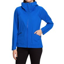 NAU Cranky Jacket - Waterproof (For Women) in Baltic - Closeouts