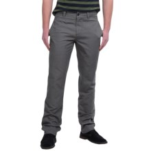 NAU Dayuse Chino Pants - Organic Cotton (For Men) in Cape - Closeouts