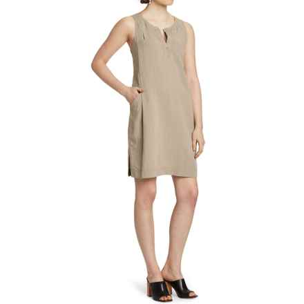 NAU Inte-Great Dress - Sleeveless (For Women) in Khaki - Closeouts