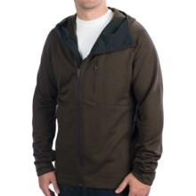 NAU M3 Hoodie - Merino Wool, Full Zip (For Men) in Branch - Closeouts