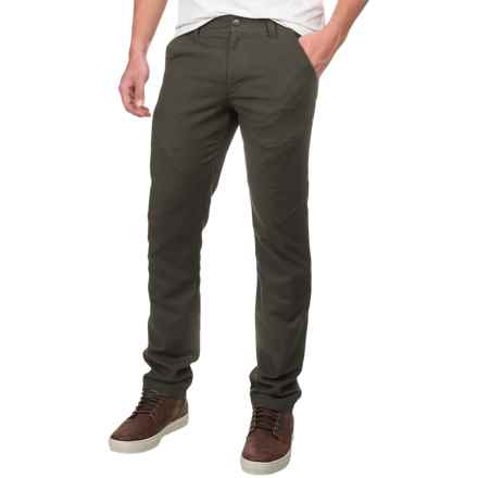 NAU Motil Cargo Pants - Organic Cotton (For Men) in Tobac - Closeouts