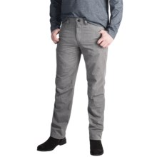 NAU Motil Pants - Organic Cotton Blend (For Men) in Cape Heather - Closeouts
