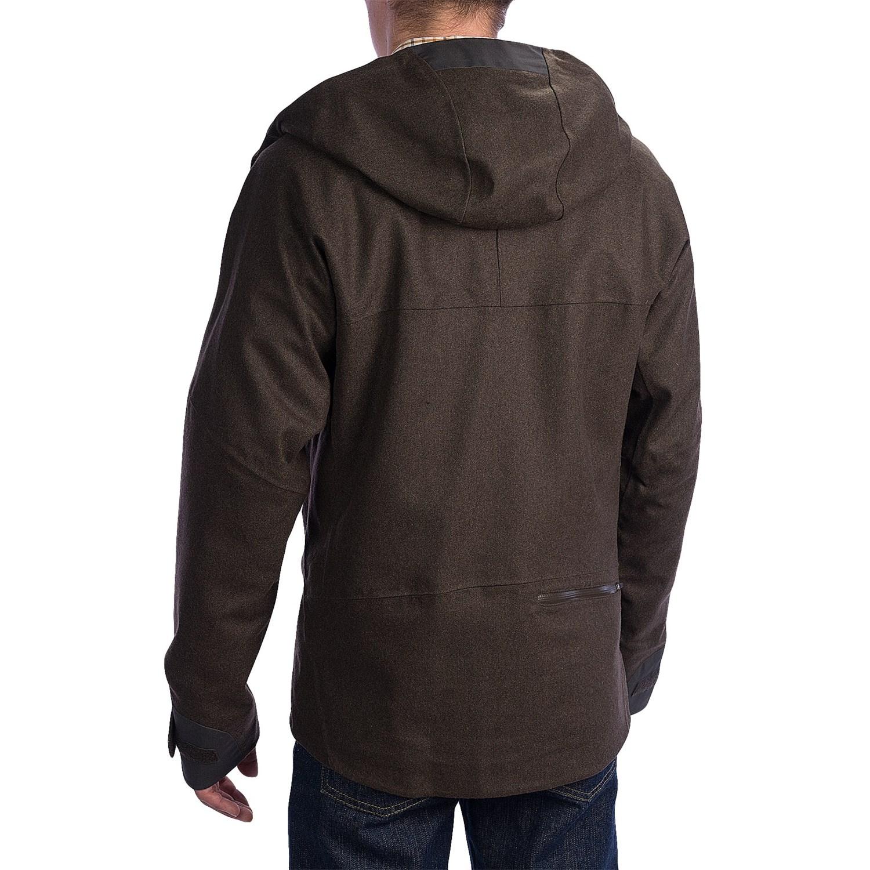 Waterproof hoodie