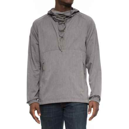 NAU Popu-Lace Hoodie - Organic Cotton (For Men) in Cape Heather - Closeouts