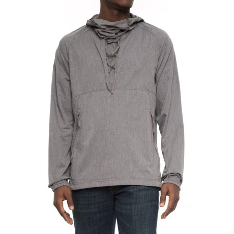 NAU Popu-Lace Hoodie - Organic Cotton (For Men) in Cape Heather