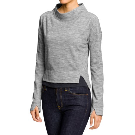 NAU Randygoat Shrug Sweater Wool Recycled Materials (For Women)