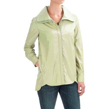NAU Slight Shirt - Long Sleeve (For Women) in Cardamom - Closeouts