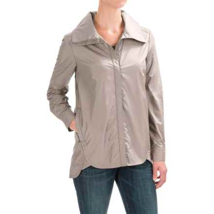 NAU Slight Shirt - Long Sleeve (For Women) in Sandstone - Closeouts