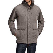 NAU Temp Jacket - Waterproof (For Men) in Ash - Closeouts