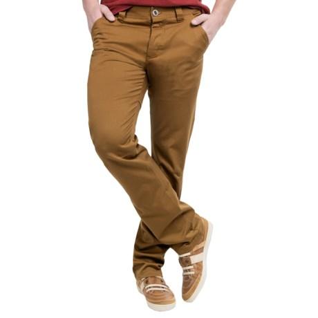 NAU Utilize Pants - Organic Cotton (For Men) in Canvas