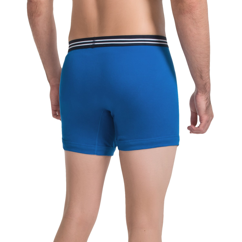 Nautica Cotton Boxer Briefs (For Men)