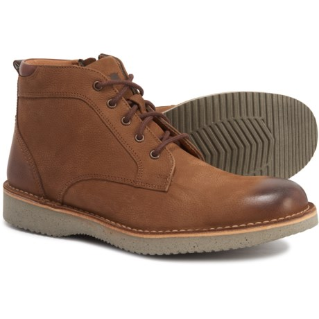 Image of Navigator Chukka Boots - Nubuck (For Men)