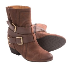 Naya Fisher Boots (For Women) in Brown - Closeouts