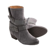 Naya Fisher Boots (For Women) in Graphite - Closeouts