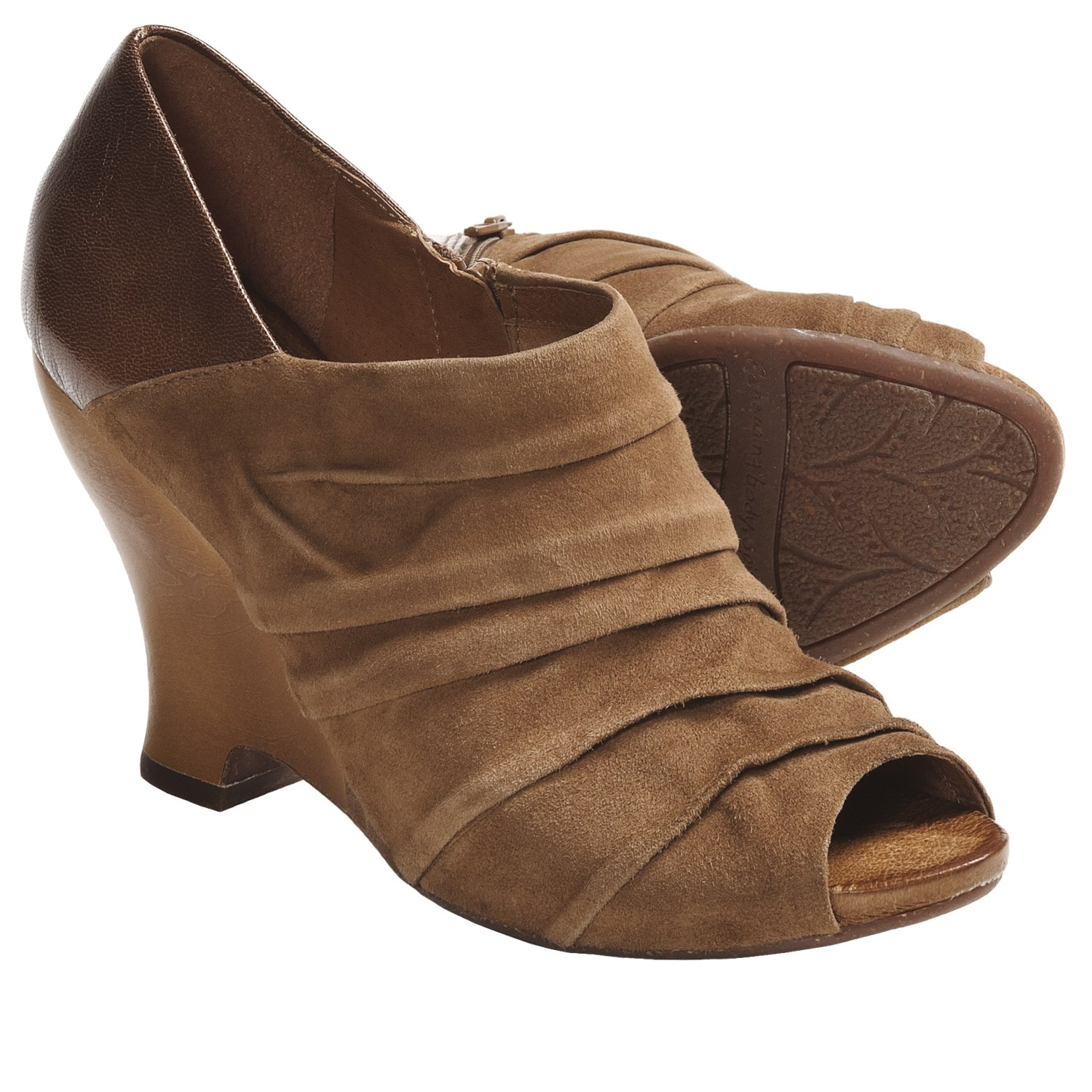 naya genesis wedge shoes leather for save 37
