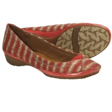 Naya River Shoes (For Women) in Red - Closeouts