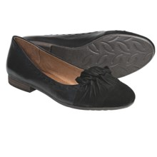Naya Tabby Flats (For Women) in Black - Closeouts