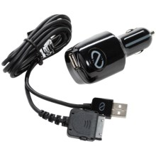Naztech 3-in-1 30-Pin Charger - iPhone® in Black - Overstock