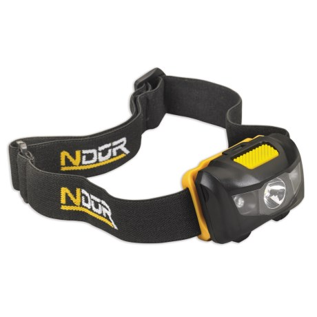 NDūR LED Headlamp - 105 Lumens in See Photo