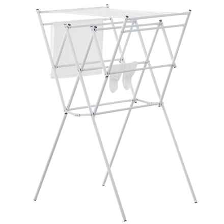 neatfreak! Accordion Drying Rack in White - Closeouts