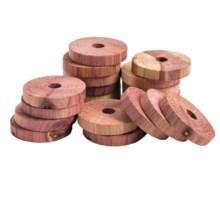 neatfreak! Cedar Rings - Set of 20 in Cedar - Overstock
