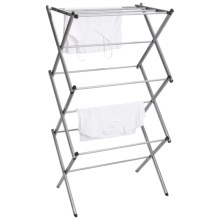 neatfreak!® Compact Drying Rack in Silver - Closeouts