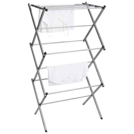 neatfreak! ® Compact Drying Rack in Silver - Closeouts