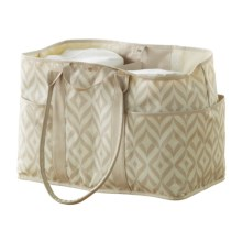 neatfreak! Double Fashion Laundry Tote Bag in Organic Simplicity - Overstock