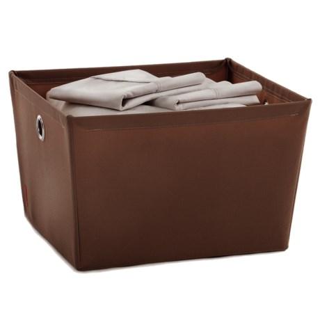 neatfreak! Fabric Storage Bin - Large in Brown
