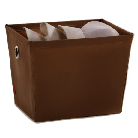 neatfreak! Fabric Storage Bin - Small in Brown