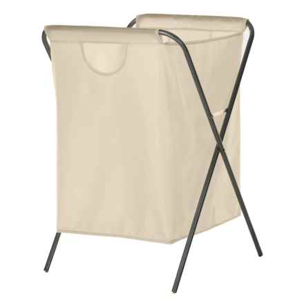 neatfreak! Foldable Hamper in Sand Pebble Taupe - Closeouts