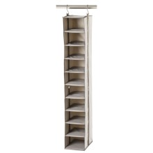 neatfreak!® Greystone 10-Shelf Organizer in Grey - Closeouts