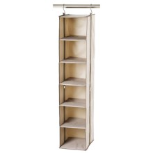 neatfreak!® Greystone 6-Shelf Organizer in Grey - Closeouts