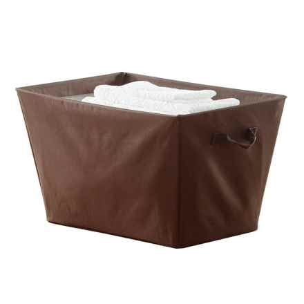 neatfreak! Laundry Basket with everfresh® in Chocolate - Closeouts