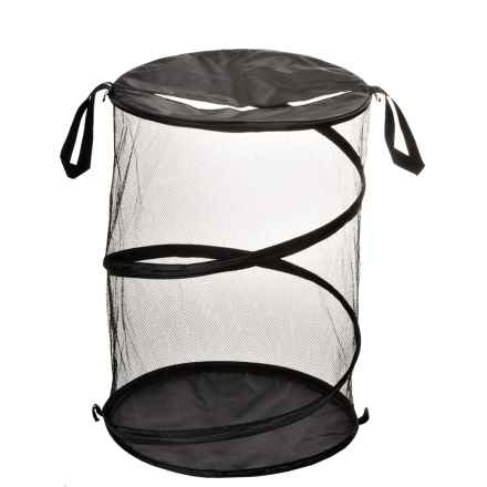 neatfreak! Pop-Up Laundry Hamper in Black - Closeouts