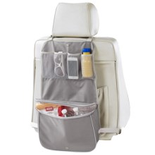neatfreak! Seat-Back Organizer and Cooler Bag in Grey - Closeouts