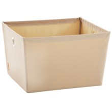 neatfreak! Storage Bin - Large in Sand Pebble Taupe - Closeouts