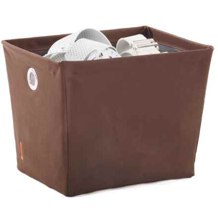 neatfreak! Storage Bin - Small in Chocolate - Closeouts