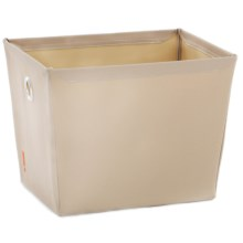 neatfreak! Storage Bin - Small in Sand Pebble Taupe - Closeouts