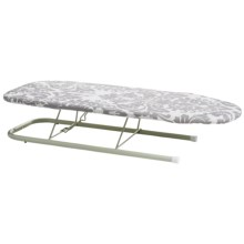 neatfreak! Table Top Ironing Board in Damask - Overstock
