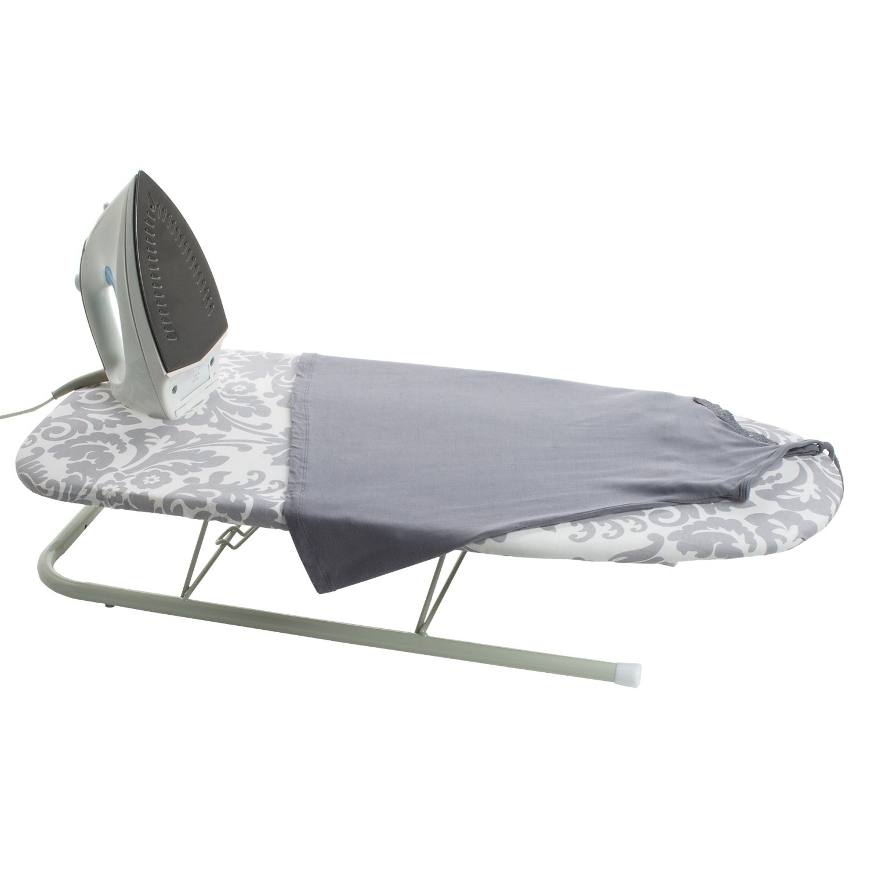 neatfreak table top ironing board save 40. Black Bedroom Furniture Sets. Home Design Ideas