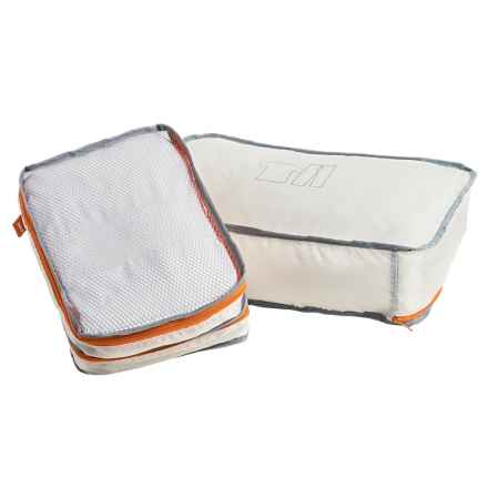 neatfreak! Travel Bags with everfresh® - 2-Pack in Off White - Closeouts