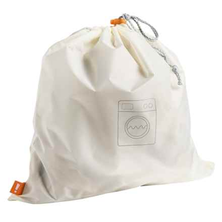 neatfreak! Travel Laundry Bag with everfresh® in Off White - Closeouts