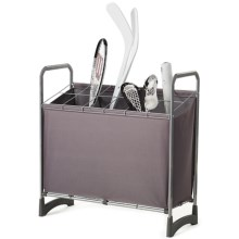 neatfreak! Utility Rack in Dark Grey/Charcoal - Closeouts