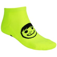 Neff Corpo Ankle Socks (For Men) in Neon Green - Closeouts