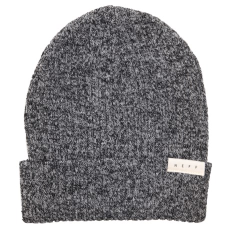 Neff Ride Beanie (For Men and Women) in Black White Heather. Tap to expand ab763a7f0